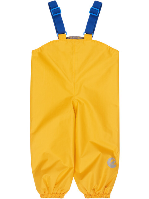 Finkid Kids Pullea Rain Pants yellow